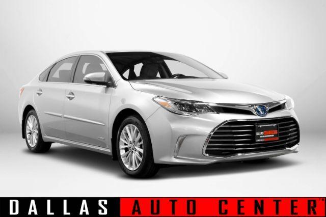 2018 Toyota Avalon Hybrid Limited Carrollton TX