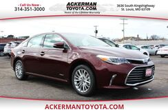 2018_Toyota_Avalon_Hybrid Limited_ St. Louis MO
