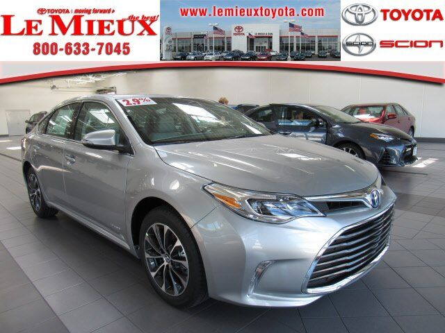 2018 Toyota Avalon Hybrid XLE Plus Green Bay WI