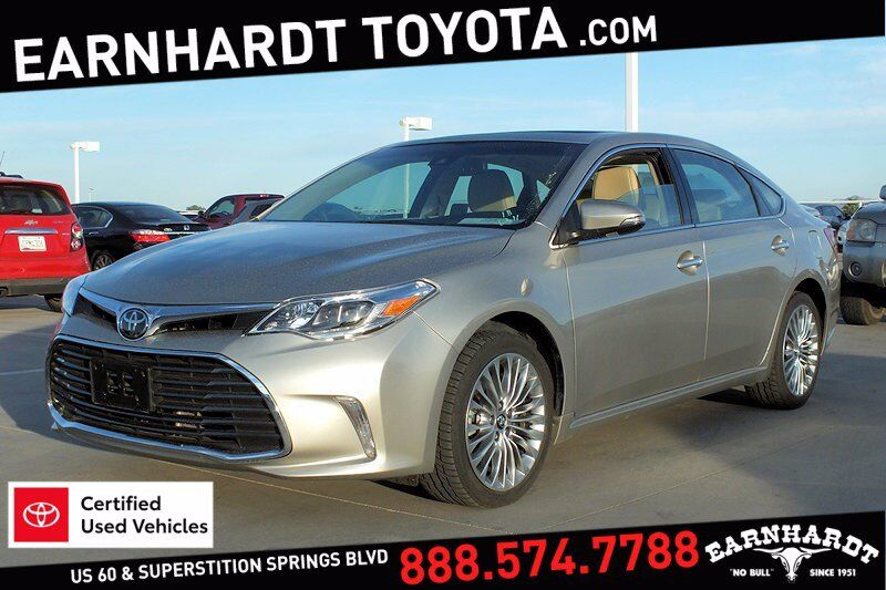 2018 Toyota Avalon Limited *1-Owner!*