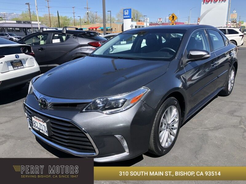 2018 Toyota Avalon Limited Bishop CA