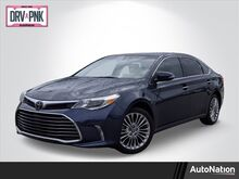 2018_Toyota_Avalon_Limited_ Delray Beach FL