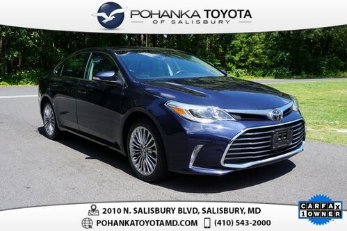 2018_Toyota_Avalon_Limited_ Salisbury MD