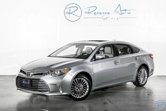 2018_Toyota_Avalon_Limited_ The Colony TX
