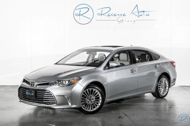 2018 Toyota Avalon Limited The Colony TX