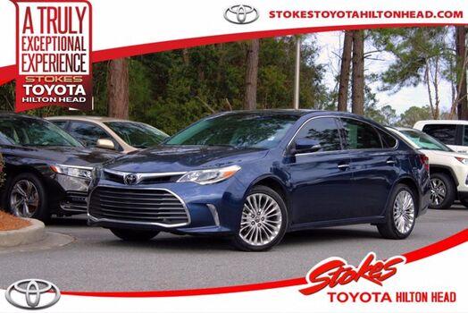 2018_Toyota_Avalon_Limited_ Aiken SC