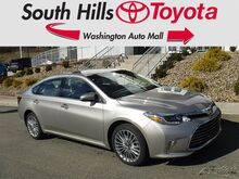 2018_Toyota_Avalon_Limited_ Washington PA