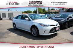 2018_Toyota_Avalon_Limited_ St. Louis MO