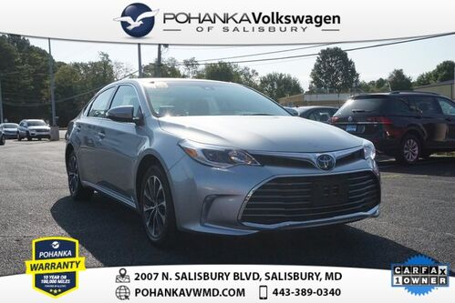2018_Toyota_Avalon_XLE ** PRICED TO SELL ** CLEAN **_ Salisbury MD
