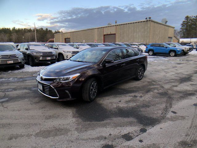 2018 Toyota Avalon XLE Claremont NH