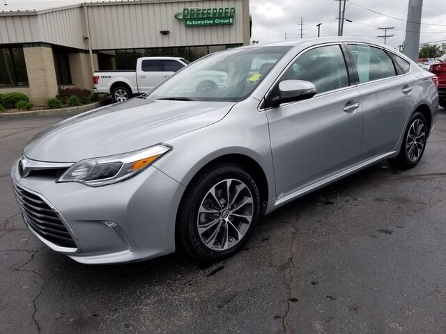 2018 Toyota Avalon XLE Fort Wayne Auburn and Kendallville IN