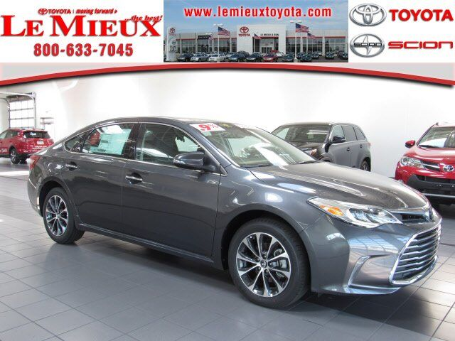 2018 Toyota Avalon XLE Plus Green Bay WI