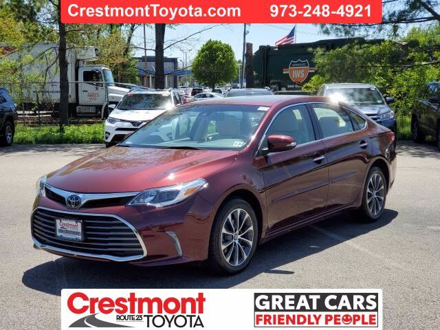 2018 Toyota Avalon XLE Premium Pompton Plains NJ