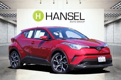 2018_Toyota_C-HR_XLE_ Santa Rosa CA