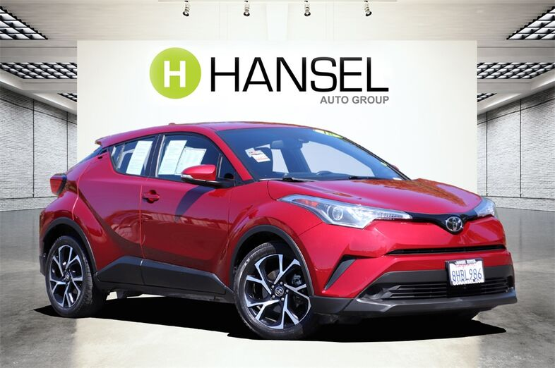 2018 Toyota C-HR XLE Santa Rosa CA