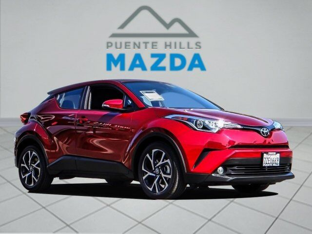 2018 Toyota C-HR XLE City of Industry CA