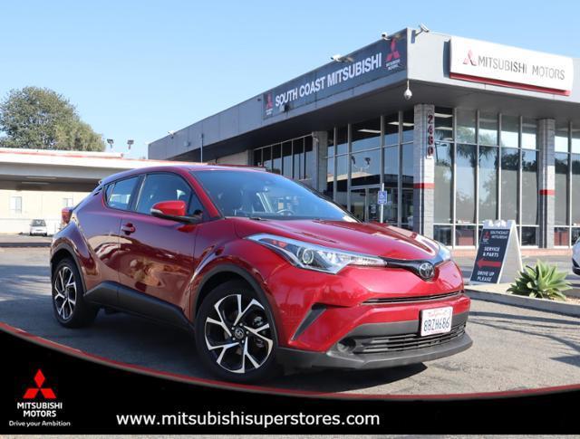 2018 Toyota C-HR XLE Costa Mesa CA