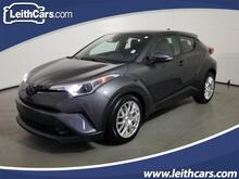 2018_Toyota_C-HR_XLE FWD_ Cary NC