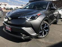 2018_Toyota_C-HR_XLE FWD_ Bishop CA