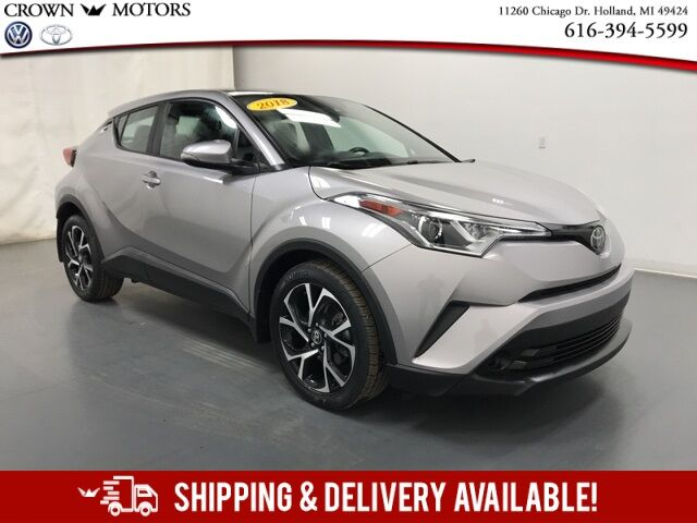 2018 Toyota C-HR XLE Holland MI