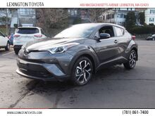 2018_Toyota_C-HR_XLE_ Lexington MA