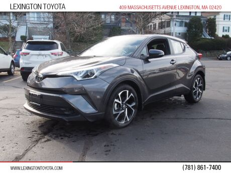 2018 Toyota C-HR XLE Lexington MA