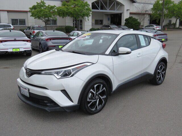 2018 Toyota C-HR XLE Novato CA