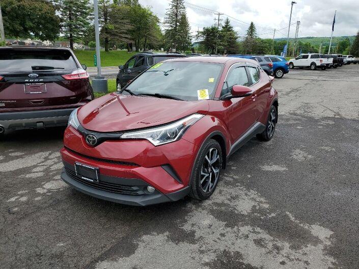 2018 Toyota C-HR XLE Owego NY