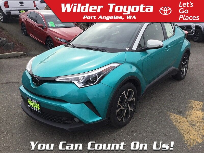 2018 Toyota C-HR XLE Port Angeles WA