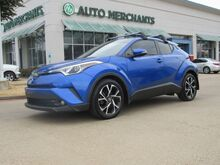 2018_Toyota_C-HR_XLE Premium BACK-UP CAMERA, BLIND SPOT MONITOR, BLUETOOTH AUDIO AND TELEPHONE, AUTOMATIC HEADLIGHTS_ Plano TX