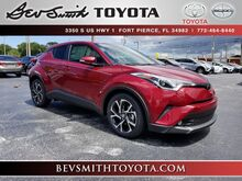 2018_Toyota_C-HR_XLE Premium_ Fort Pierce FL