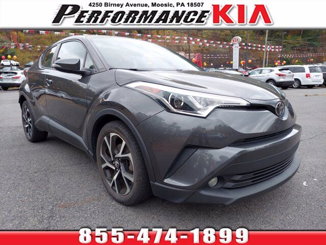 2018 Toyota C-HR XLE Premium Moosic PA