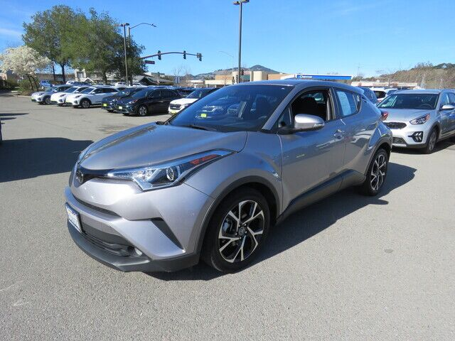 2018 Toyota C-HR XLE Premium Novato CA