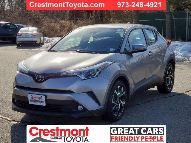 2018 Toyota C-HR XLE Premium Pompton Plains NJ
