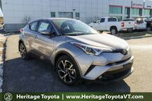 2018 Toyota C-HR XLE Premium South Burlington VT