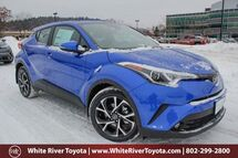2018 Toyota C-HR XLE Premium White River Junction VT