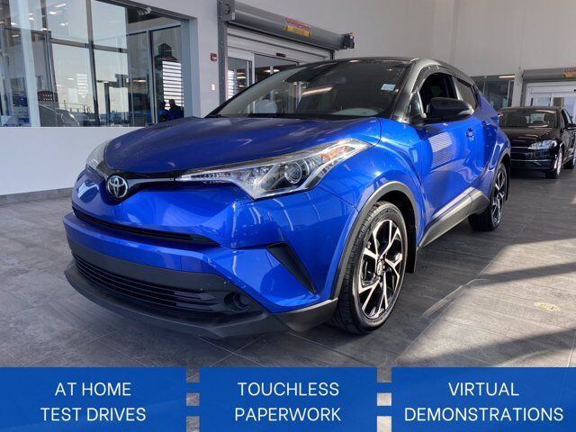 2018 Toyota C-HR XLE | LOW KM | 1 OWNER | CLN CARFAX