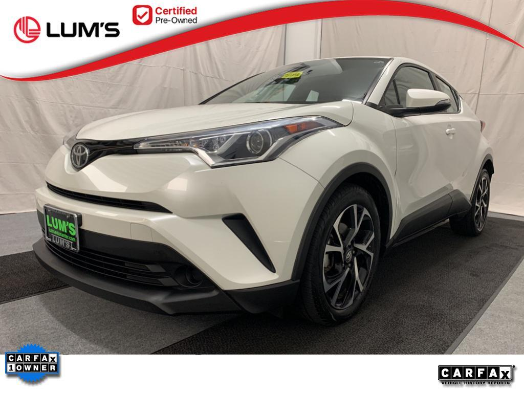 2018 Toyota C-HR XLE Warrenton OR