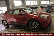 2018 Toyota C-HR XLE White River Junction VT