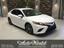 2018_Toyota_CAMRY SE__ Hays KS