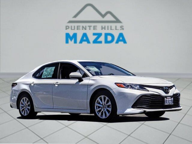 2018 Toyota Camry  City of Industry CA