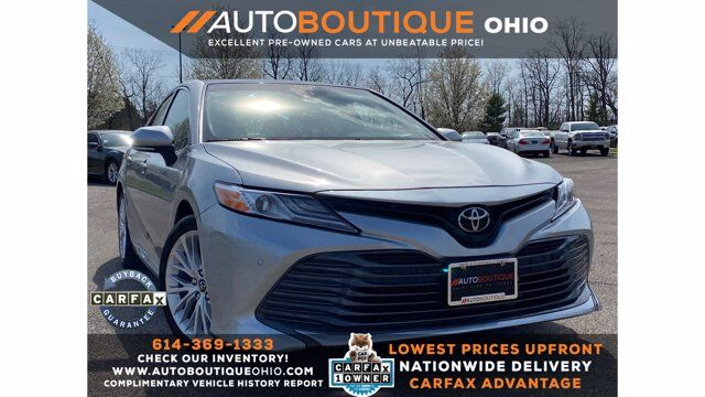 2018 Toyota Camry Columbus OH