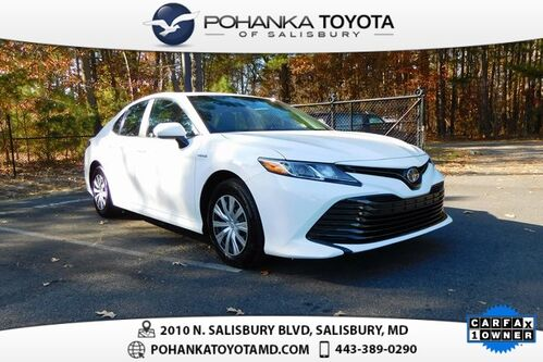 2018_Toyota_Camry Hybrid_LE CERTIFIED BLOWOUT   2.9% FINANCING_ Salisbury MD