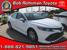 2018_Toyota_Camry_Hybrid LE_ Lafayette IN