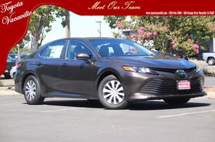 2018 Toyota Camry Hybrid LE Vacaville CA