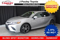 Toyota Camry Hybrid SE Model Year Closeout! 2018