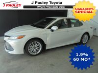 Toyota Camry Hybrid XLE Model Year Closeout! 2018