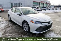 2018 Toyota Camry Hybrid XLE South Burlington VT
