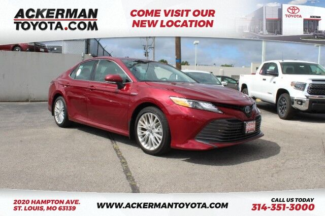 2018 Toyota Camry Hybrid XLE St. Louis MO