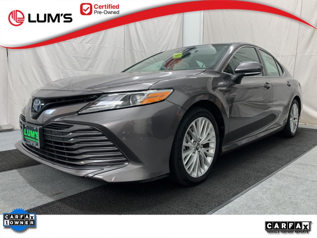 2018 Toyota Camry Hybrid XLE Warrenton OR